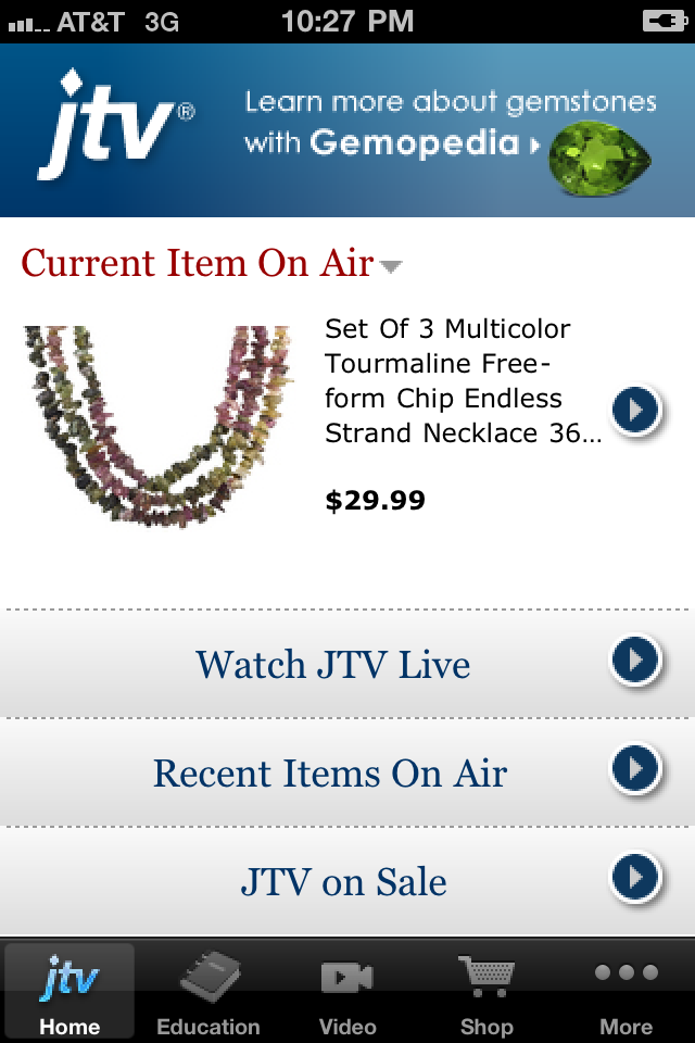 jewelry television app introducing the new jewelry television mobile app b wilhelm 4477