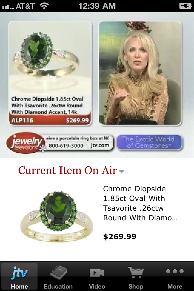 jewelry television app introducing the new jewelry television mobile app b wilhelm 3806