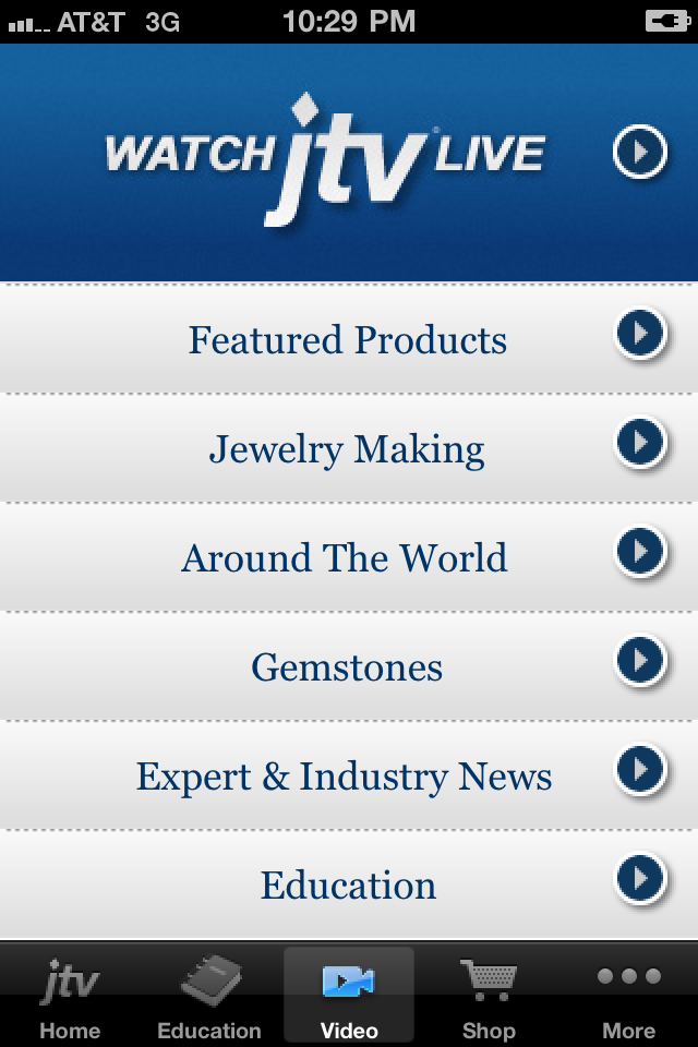 jewelry television app introducing the new jewelry television mobile app b wilhelm 5261